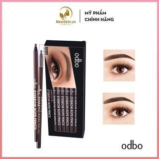 Chì kẻ chân mày Odbo Smooth Eyebrow Rope Pencil OD750 thumbnail