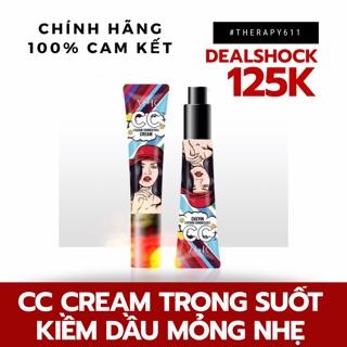 [Loại 1] Kem nền Cc cream Apk Kiềm Dầu CKĐ Nội Địa SPF 32 PA++ thumbnail
