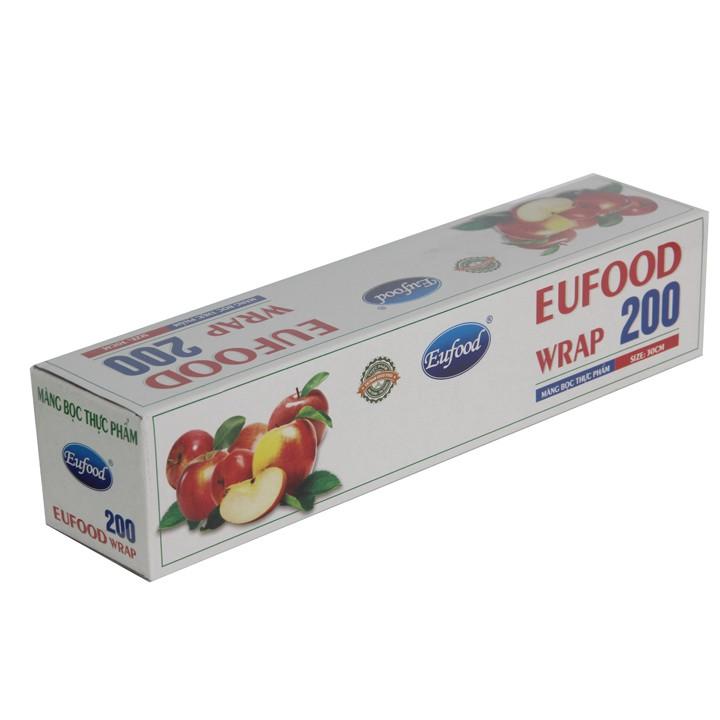 Màng Bọc Thực Phẩm EUFOOD An Toàn MGE200 -EU