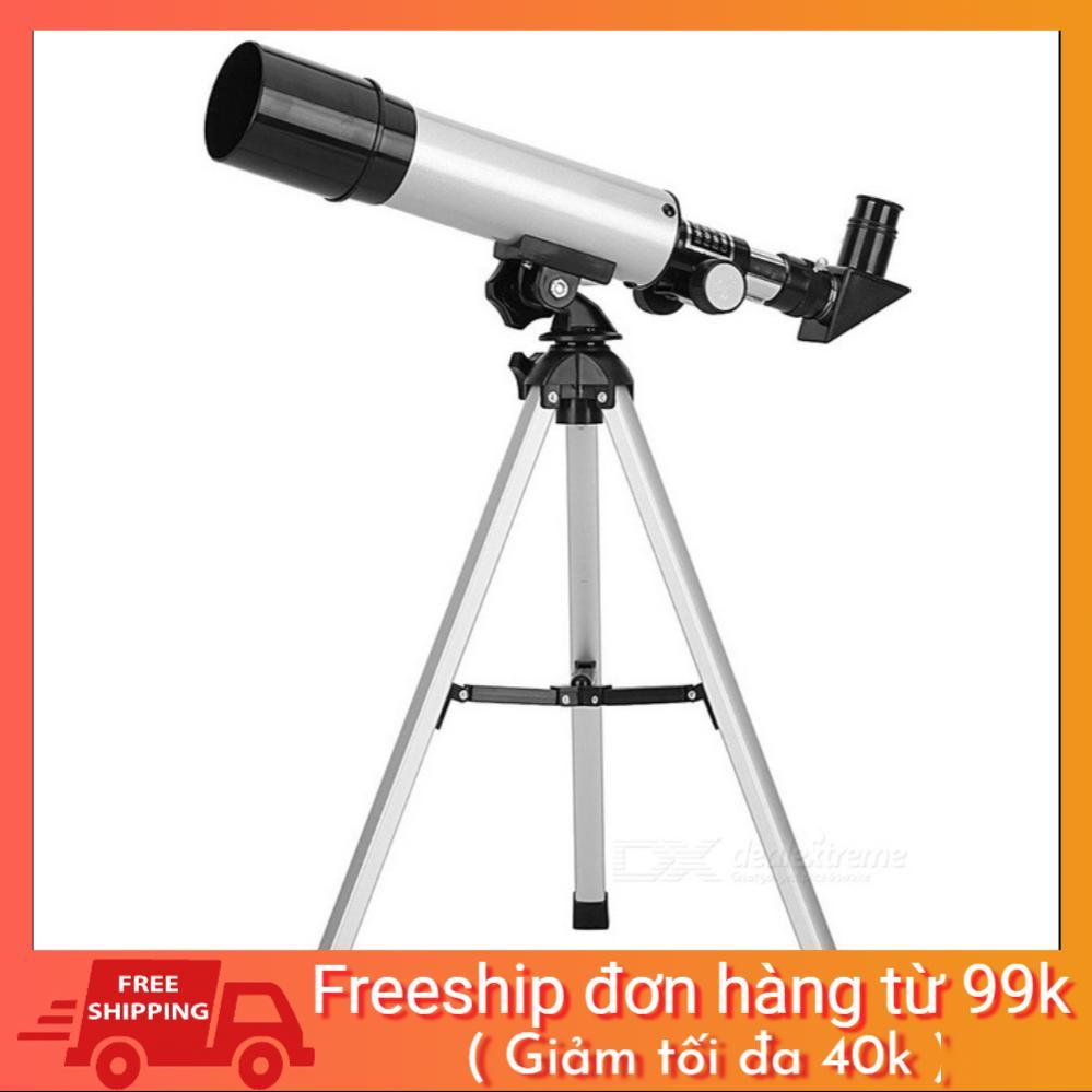 [SALE NGÀY CUỐI] Kính thiên văn khúc xạ F36050 hàng chuẩn loại 1 với độ phóng đại lên đến 60x nhìn cực xa và rõ nét