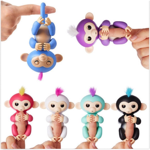 Finger monkey children's toy monkey interactive intelligent creativity
