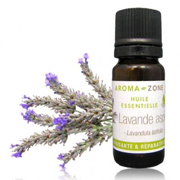 Tinh dầu oải hương AROMA ZONE- Lavender Aspic (Spike)