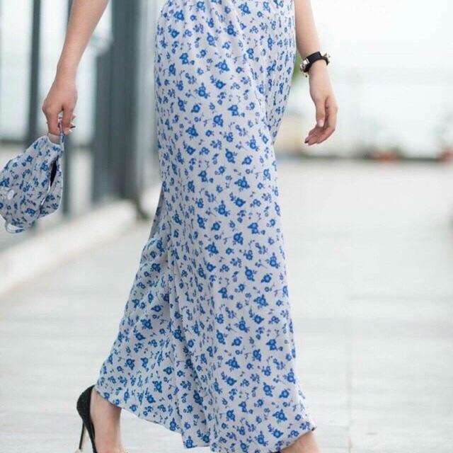 Quây váy chống nắng vải làm mát thời trang