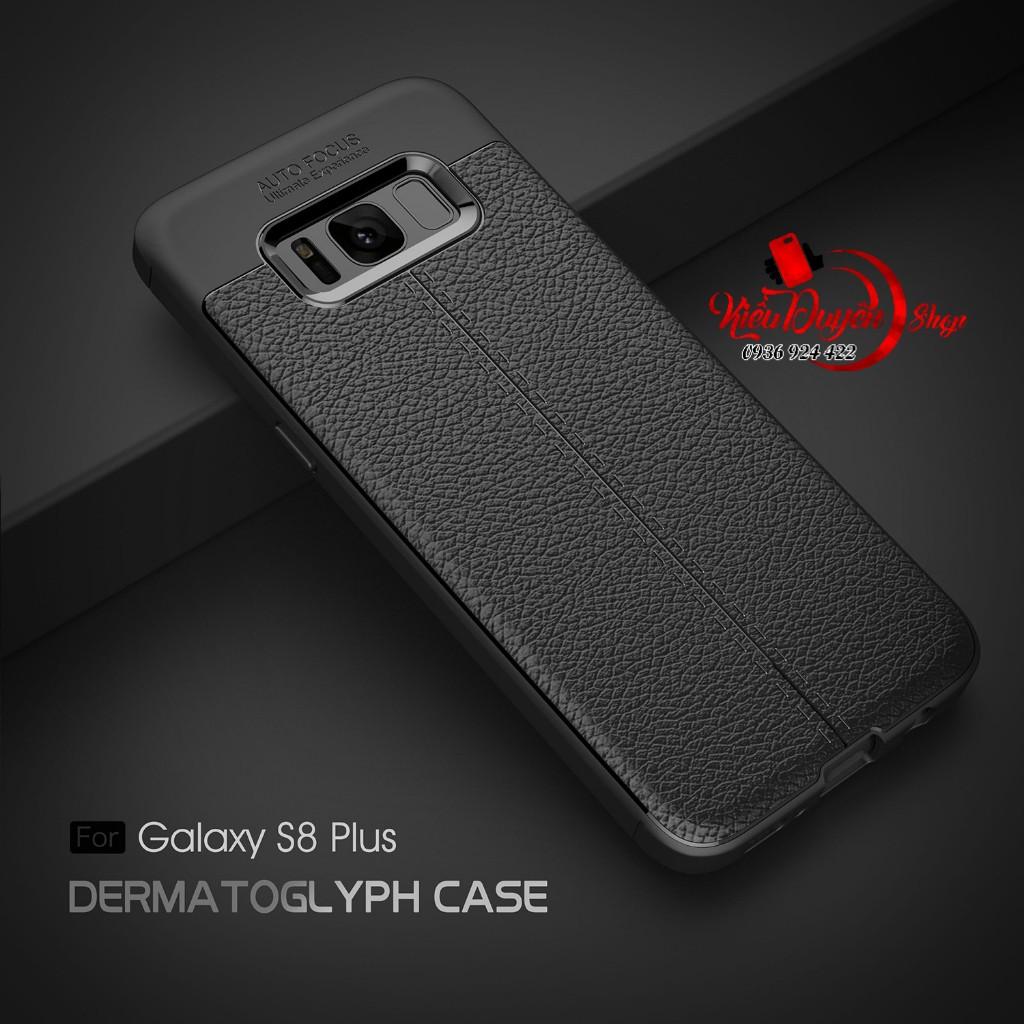 Ốp lưng Samsung Galaxy S8 Plus dẻo vân da cao cấp - 2439517 , 664784924 , 322_664784924 , 79000 , Op-lung-Samsung-Galaxy-S8-Plus-deo-van-da-cao-cap-322_664784924 , shopee.vn , Ốp lưng Samsung Galaxy S8 Plus dẻo vân da cao cấp