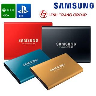 Ổ cứng SSD di động Samsung T5 500GB SD48