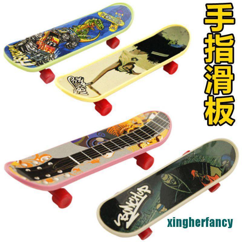 XYCC Children Mini Finger Board Fingerboard Skate Toys Children Gifts Party XJSS