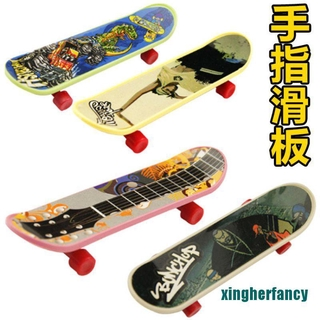 XYCC Children Mini Finger Board Fingerboard Skate Toys Children Gifts Party XJSS