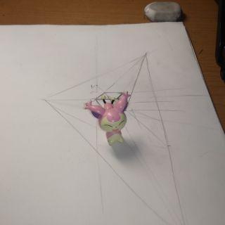 Mô hình pokemon Skitty