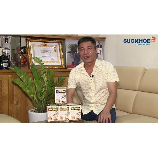 XƯƠNG KHỚP MỘC THANH - Hộp 60 viên Giúp Điều trị đau xương khớp