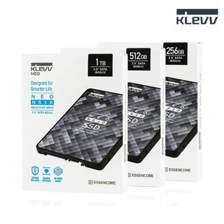 Ổ cứng SSD gắn trong KLEVV NEO N610 256GB/512GB/1TB 2.5'' SATA3 7mm