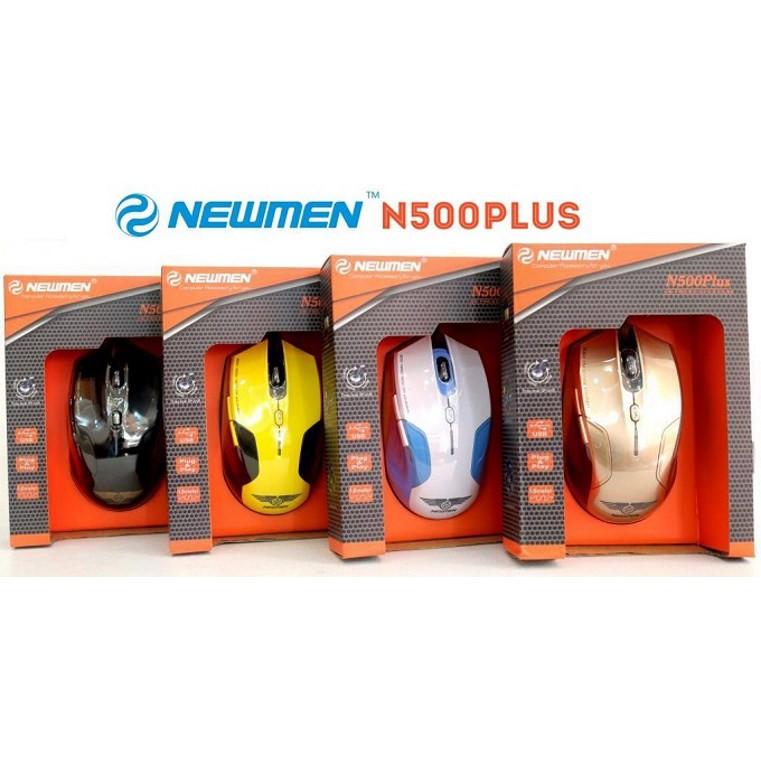 Chuột gaming Newmen N500 Plus chính hãng - Chuột chơi game Newmen N500 Plus G90