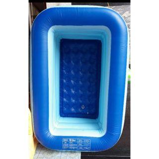 Bể bơi 3 tầng 1m3 loại dày