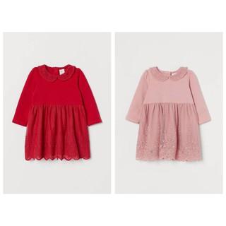 Váy ren công chúa H.M UK Auth size 6-9m đến 3-4y