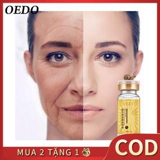 OEDO Essence Tinh Chất Vàng Và Ốc Sên Thấm Tinh chất ốc sên Axit Hyaluronic giúp làn da tươi trẻ căng mịn làm mờ nếp nhăn du o ng tinh chất dưỡng trắng da