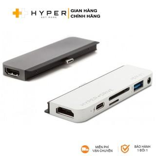 Cổng chuyển chuyên dụng HyperDrive 6-in-1 HDMI 4K/30Hz USB-C Hub