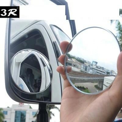 Gương Cầu Lồi 3R-030 Và 3R-033 Gắn Gương Chiếu Hậu Xe Tải Xóa Điểm Mù