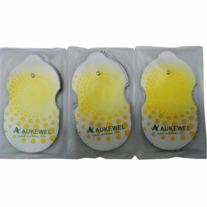 Bộ 3 Cặp Miếng Dán Máy Massage Xung Điện Hiệu Aukewel (Vàng) - 3470154 , 855300764 , 322_855300764 , 140000 , Bo-3-Cap-Mieng-Dan-May-Massage-Xung-Dien-Hieu-Aukewel-Vang-322_855300764 , shopee.vn , Bộ 3 Cặp Miếng Dán Máy Massage Xung Điện Hiệu Aukewel (Vàng)