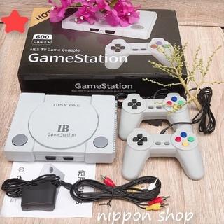 Trải Nghiệm 600 Game Cổ Điển Máy Chơi Game 4 Nút GameStation IB - Sẵn 600 Games Cổ Điển chính hãng thumbnail