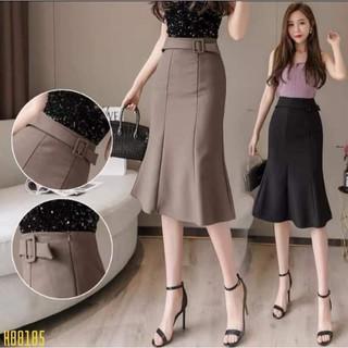 Chân Váy Đuôi Cá Vải Tuyết Hàn Model 2021