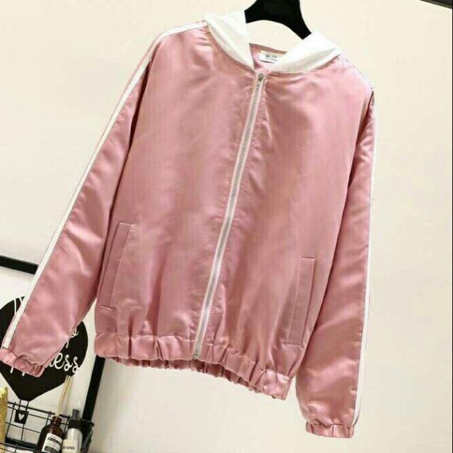 Áo khoác dù nữ hồng - 3160610 , 619846367 , 322_619846367 , 360000 , Ao-khoac-du-nu-hong-322_619846367 , shopee.vn , Áo khoác dù nữ hồng
