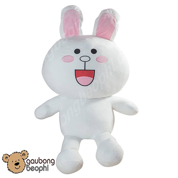 [Nhập TOYFREESHIP Giảm 15%] [Nhập TOY2008 GIẢM 30K] Thỏ cony siêu xinh khổ vải 80cm