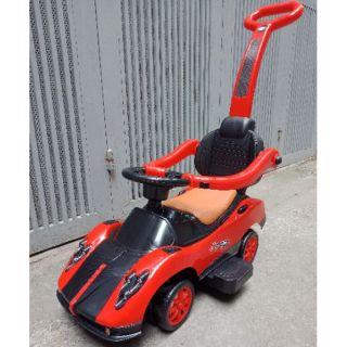 Xe chòi chân ô tô đệm yên 6168