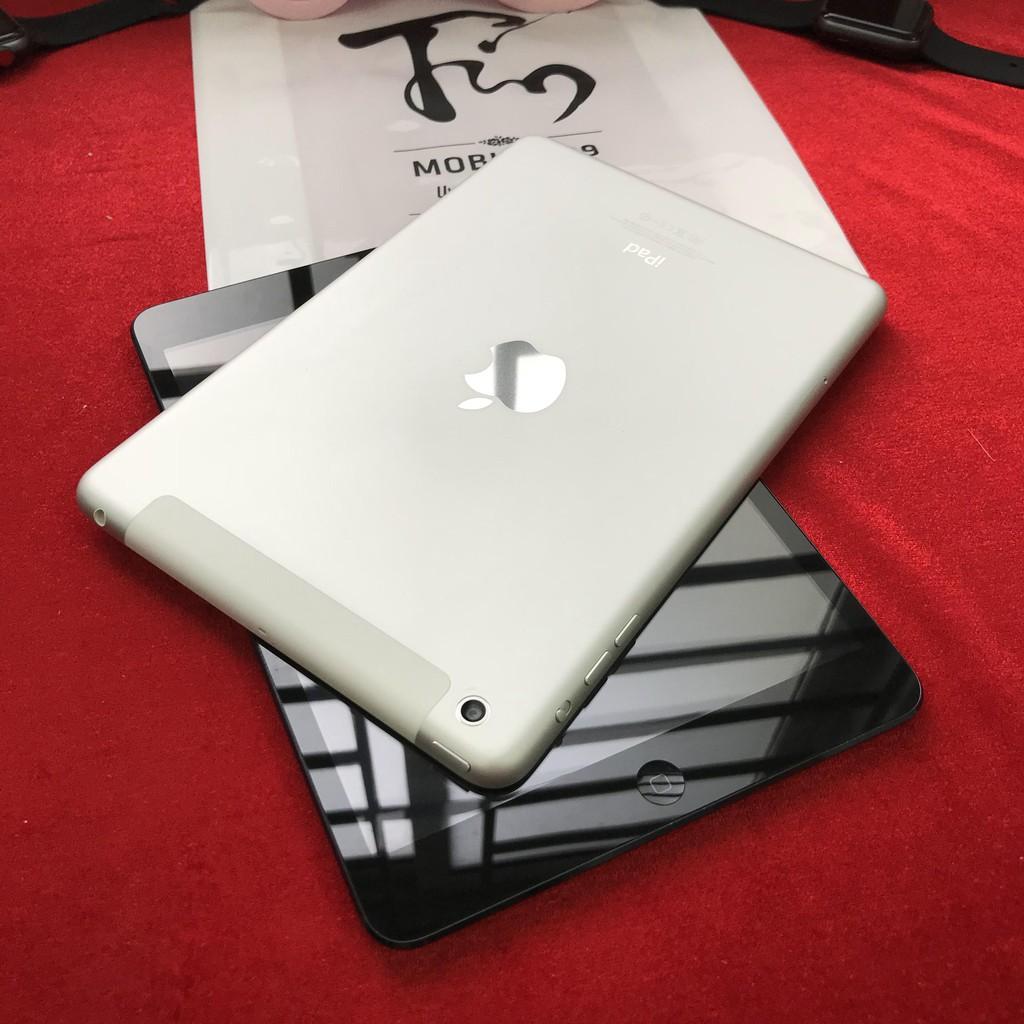 iPad Mini 1 - 16G/ 32GB (Wifi + 4G) Zin Đẹp 99% - Tặng Bao Da | SaleOff247