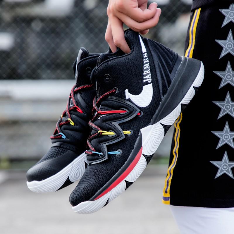 Giày bóng rổ chuyên nghiệp NBA Kyrie Irving 5 kích thước 36-45 cho nam và nữ