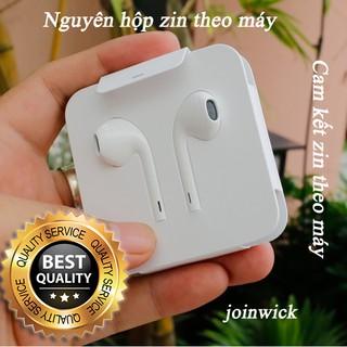 Tai nghe zin máy iPhone 7/8/X/XS Max/11 Pro Max/12 Pro Max Nguyên hộp cổng Lightning Apple EarPods
