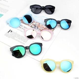 DOUMA Children's Colorful Cute Sunglasses For 6-12Y Kids