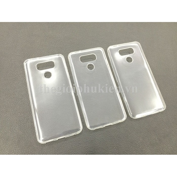 Ốp lưng silicon dẻo trong suốt cho LG G6 - 2759237 , 1320240093 , 322_1320240093 , 90000 , Op-lung-silicon-deo-trong-suot-cho-LG-G6-322_1320240093 , shopee.vn , Ốp lưng silicon dẻo trong suốt cho LG G6