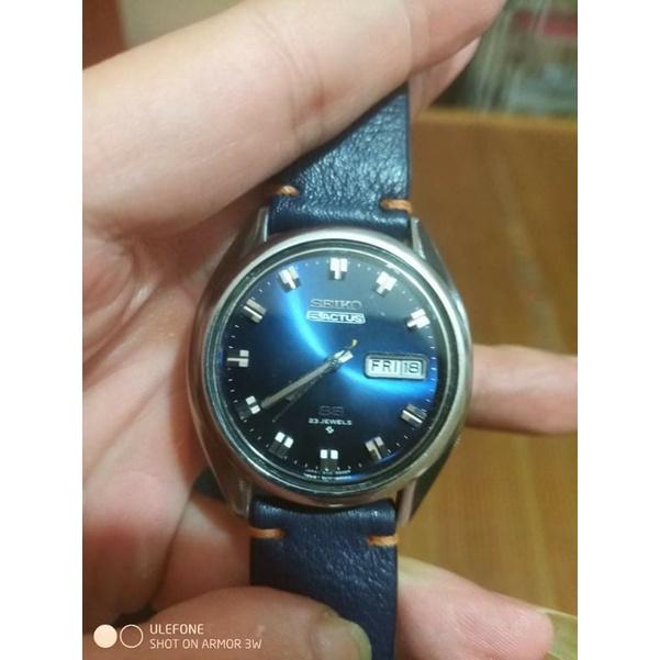 Đồng hồ nam Seiko 5actus SS
