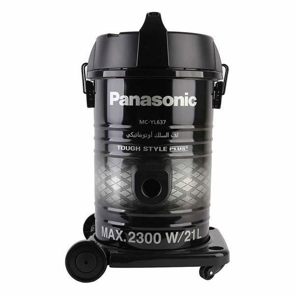 Máy Hút Bụi Panasonic MC-YL637SN49 Công suất: 2300 W Khoang chứa bụi: 21 lít