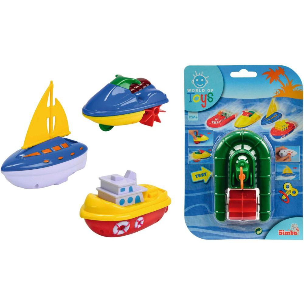 Đồ chơi nhà tắm hình chiếc thuyền simb