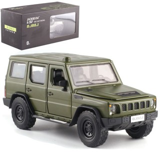 High Simulation Alloy Off-road Vehicle Model Toy Car Collection Diecast Metal