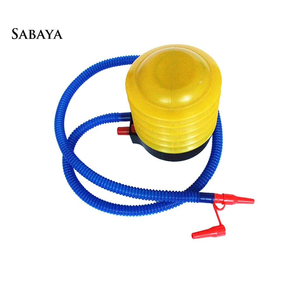 ✬✬✬Foot Step Type Air Pump Swimming Ring Inflatable Tub Toy Balloon Inflating Tool