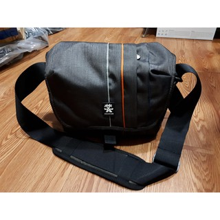 Túi Máy ảnh Crumpler Jackpack 4000 Màu Xám đen Hình Thật