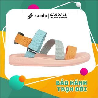 Giày Dép Sandal SAADO - SE03 - Color Emotions
