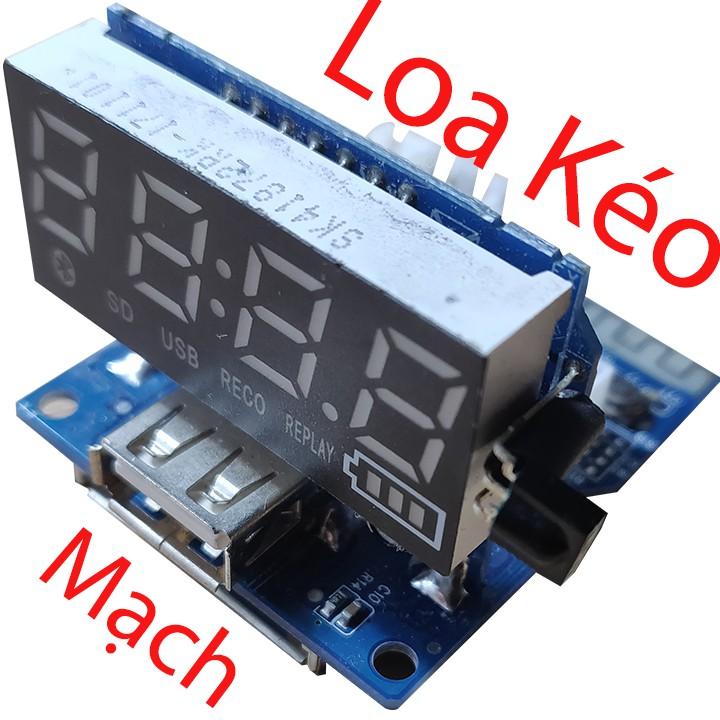 Mạch Bluetooth Loa Kéo 5V
