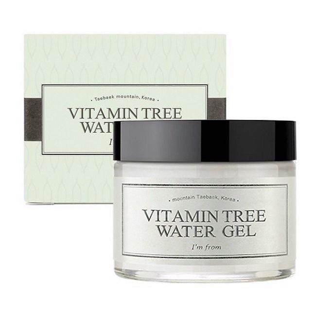 Gel Dưỡng Vitamin Tree Water Gel (I'M FROM) Cấp Nước