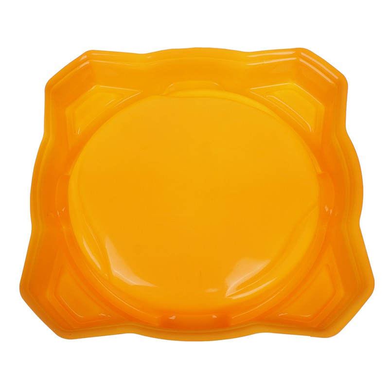 Youyimaoli Kid burst gyro arena stadium battle gyro plate disk spining top toys