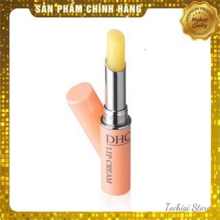 {FREESHIP}-[AUTH] Son dưỡng môi DHC Lip Cream 1,5g (Bản Mới) Đảm bảo hàng chính hãng