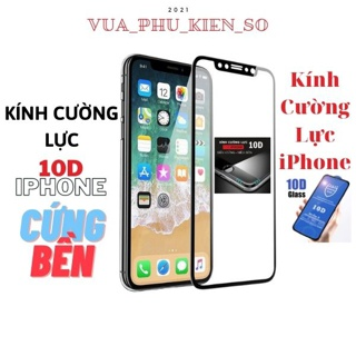 """Kính cường lực iPhone 10D ⚡️ Nền xanh Full Màn Tràn Viền 6 6S 7 8 Plus X XS XR XS MAX 11 PRO MAX giá chỉ còn <strong class=""""price"""">200.000.000đ</strong>"""