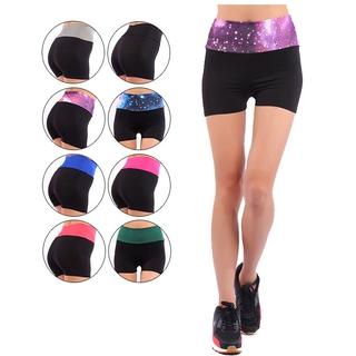 High Quality Women Sports Yoga Shorts Workout Fitness Female Running Sport Shorts Cotton High Waist Gym Cycling Sport Short thumbnail