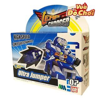 Tốc Chiến Thần Xa -Ultra Jumper