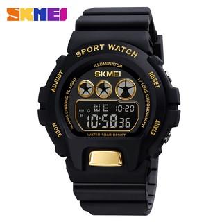 ( Giá Sỉ ) Đồng hồ thời trang Nam, Nữ Sport điện tử full chức năng SKMEI