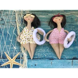Búp bê vải handmade
