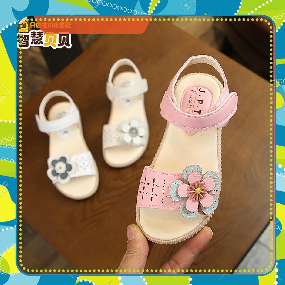 Sandal chất - dép gắn hoa nhỏ xinh cho bé gái  M1264051 - 14204575 , 2252617720 , 322_2252617720 , 259000 , Sandal-chat-dep-gan-hoa-nho-xinh-cho-be-gai-M1264051-322_2252617720 , shopee.vn , Sandal chất - dép gắn hoa nhỏ xinh cho bé gái  M1264051