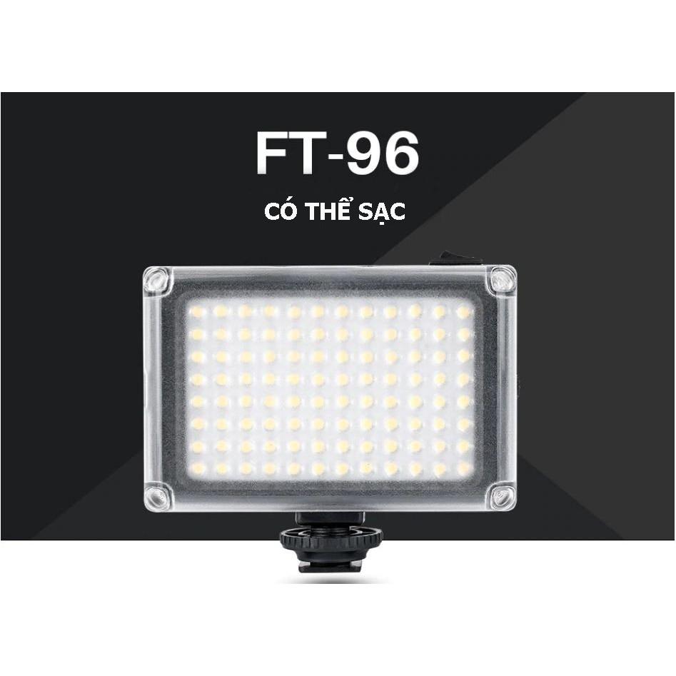 Đèn LED Quay Phim Mini Cho Điện Thoại Ulanzi FT-96 - Đèn LED Quay Video Cho Máy Ảnh DSLR