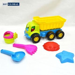 Bộ đồ chơi xúc cát cho bé BBT Global 366 thumbnail